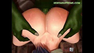 HentaiSupreme.COM - This Hentai Pussy Will Make You Hard - 12 min