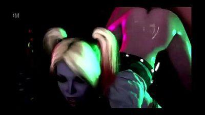 Lets Fuck: Harley Quinn Compilation - 4 min