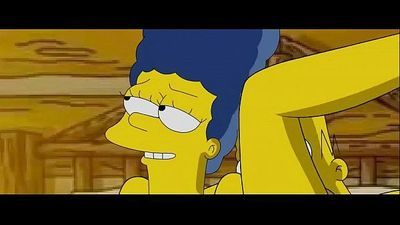 simpsons-sex-video - 5 min