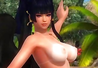 Hot 3d big tits with wings 3d sex game