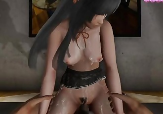 Uncensored Hentai 3D PlayHome Illusion part 1