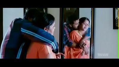 Indian desi Aunty calling neighbour boyfriend after husband went to office - 1 min 34 sec