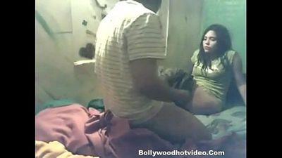 Desi Teen Girl fucking With Classmate - 9 min