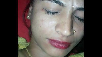 sleeping desi nepali girl fuck - 2 min