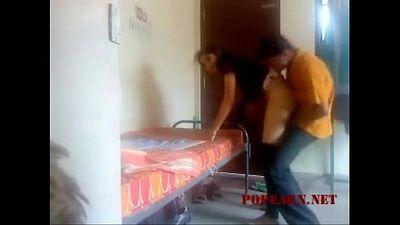 Desi BF set cam in room enjoys with GF - 7 min