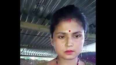 Beautiful desi randi caught by police with clear audio video - 55 sec