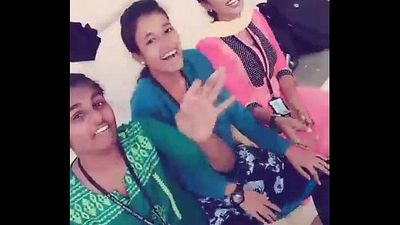 Tamil Girls speaking Sexy Bad Words - 50 sec