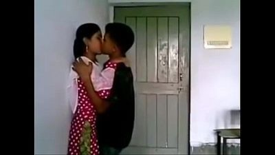 lovers ROMANCE IN COLLEGE CLASS ROOM - 1 min 26 sec