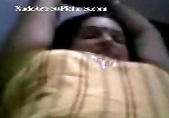 Malayalam Actress Manka Mahesh with her lover MMS SCANDAL - 3 min