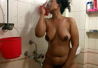 South Indian Showering