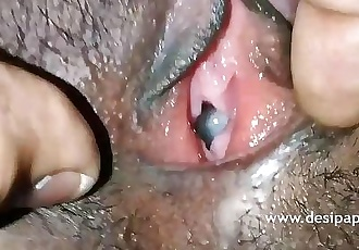 Indian Pussy Fucked Cum Inside
