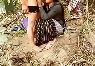 Indian Outdoor sex - 13 min