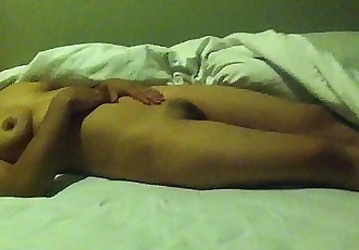Indian Wife Sleeping Nude - 3 min