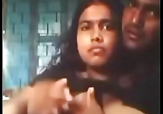 Bangla boob massage 2 min