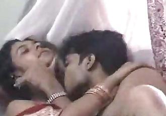 Indian Lovely Couple Enjoying - 35 min