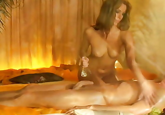 Turkish Blonde massage Golden