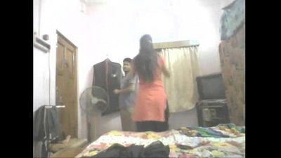 Indian College Gf Fucked at Home - 4 min