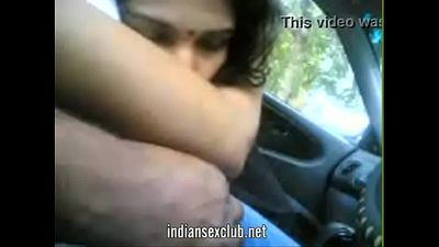 Tamil indian desi blowjob in car - 2 min