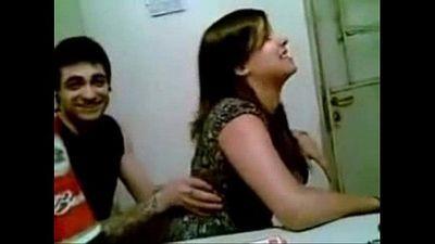 MMS-SCANDAL-INDIAN-TEEN-WITH-BF-ENJOYING-ROMANCE-New-Video - 1 min 33 sec
