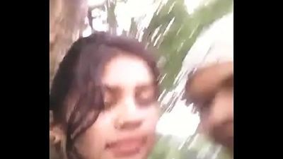 Desi Babe Tanuja Exposed by BF - 2 min