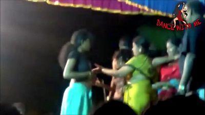 Viral HOT Telugu Recording Dance video - 56 sec