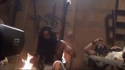 KAMASUTRA 3D On The Set Hot Sherlyn Chopra Part 1 - 2 min