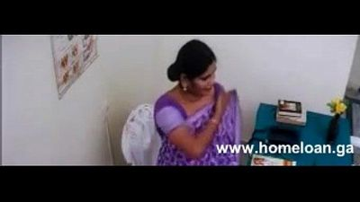 Patient coming for test enjoying doctor aunty in hospital - 2 min