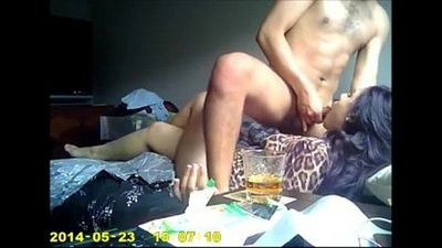 Canadian punjabi bhabhi with muslim friend 1 - 13 min