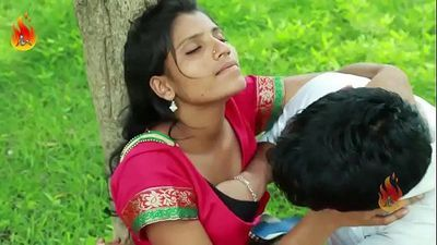 Telugu tv serial actress boob press in Hot Romance - 9 min