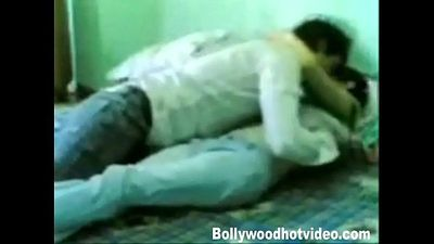 Indian Desi Sexy Girl Private Sex In Hotel Room - 5 min