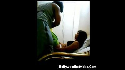 Desi Newly Married Couple honeymoon Video - 9 min