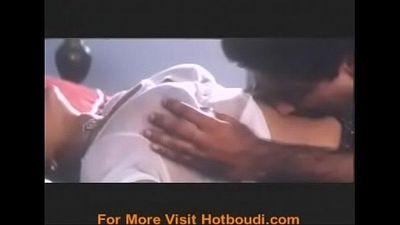 Busty mallu scretary boobs fondled - Desi Porn - 7 min