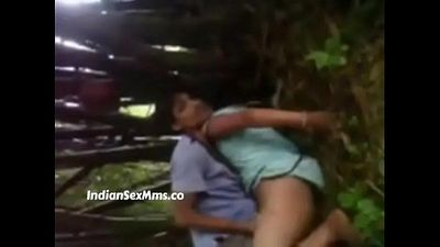 Desi assamese college girl fucked in jungle by older friends - 3 min