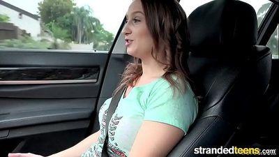 Mofos.com - - Stranded Teens - 8 min HD