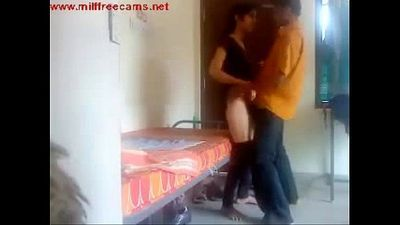 bf set hidden cam in room enjoys with gf more videos on www.milffreecams.net - 7 min