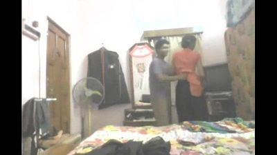 www.hotcamgirlstube.com Desi collage lover romance in friends hostel room - 4 min