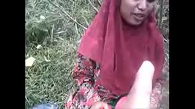 Bangladeshi Muslim Village Girl Shows Boobs & Pussy Outdoor - 4 min