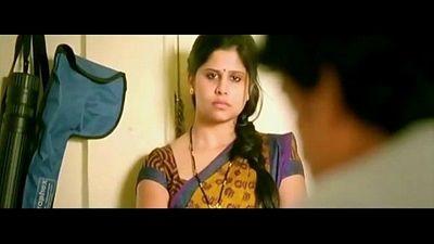 www.hellosex.guru -- NIGHT MASALA - Desi Bhabhi Jyotsana Hot Lip Kissing Scene - 2 min