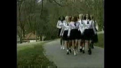 FULL DVD RIP BY JP FUCKING SCHOOL GIRLS HARD - 6 min