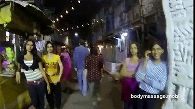 Pune Red Light street walking - 3 min