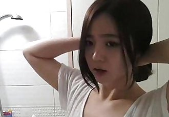 webcam girl asian 003 - 35 min