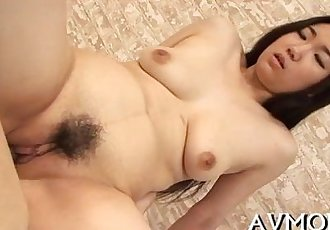 Messy bitch milf pounding action - 5 min