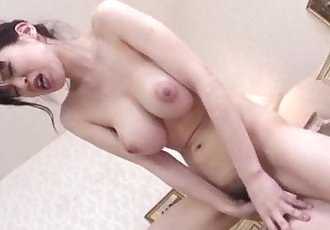 Big tits Miina Kanno devours cock in superb scenes - 12 min