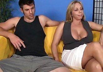 Milf Sucking And Tit FuckHD