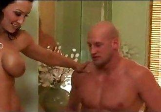 Busty Milf in Shower! - 3 min
