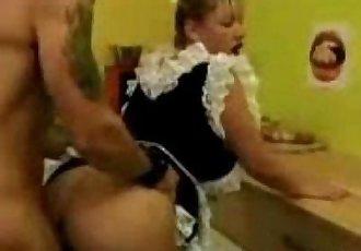 Busty Maid - 9 min
