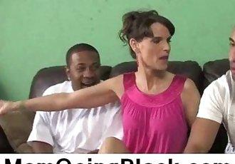 Watching My Mom Go Black Syren DeMar
