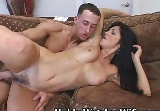 Mature Lady Seduces Young Cock - 3 min