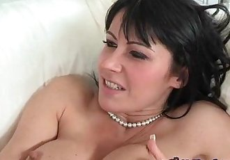 Perverted Sexy Stepfamily Shares One Guy - 5 min