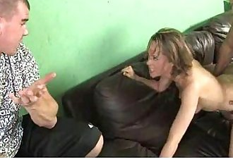 Big fat black monster cock in my moms tight pussy 29